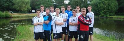 Männliche B-Jugend - 2016