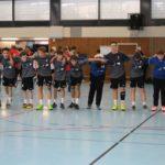 SG schlägt Bundesliganachwuchs im Pantherkäfig!!!